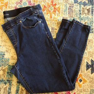 Maurices Jegging Style Skinny Jeans Plus Size 22